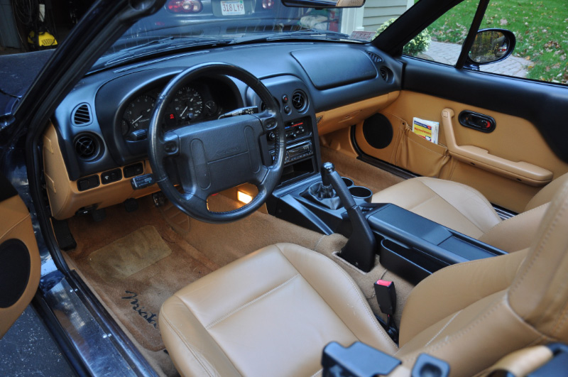 1997 mazda miata sto edition. Black Bedroom Furniture Sets. Home Design Ideas