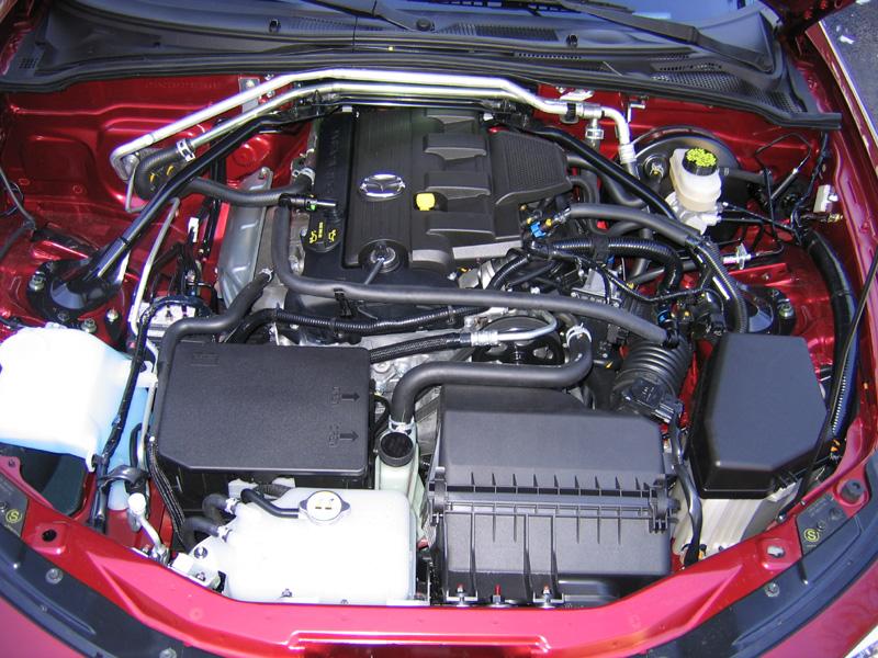 2007 Mazda Miata Prht