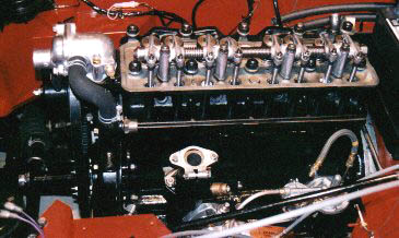 Installing The Engine